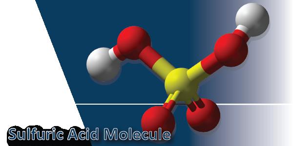 sulfuric-acid-molecule